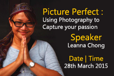 Picture Perfect : Using Photography to Capture Your Passion