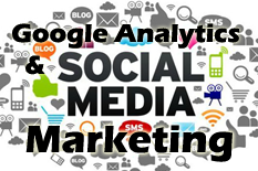 Google Analytics and Basic Social Media Marketing